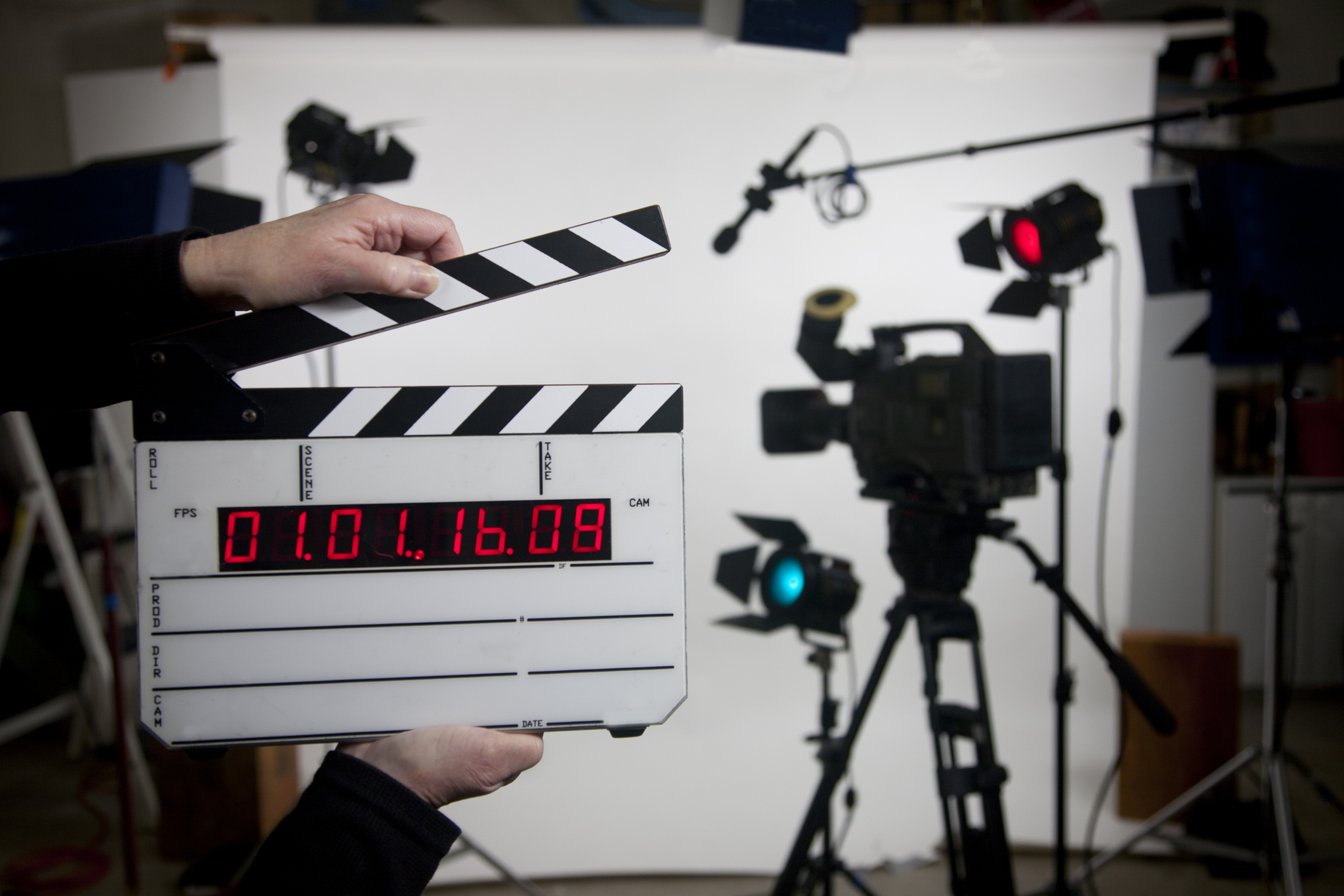 Film Production & Entertainment Coverage